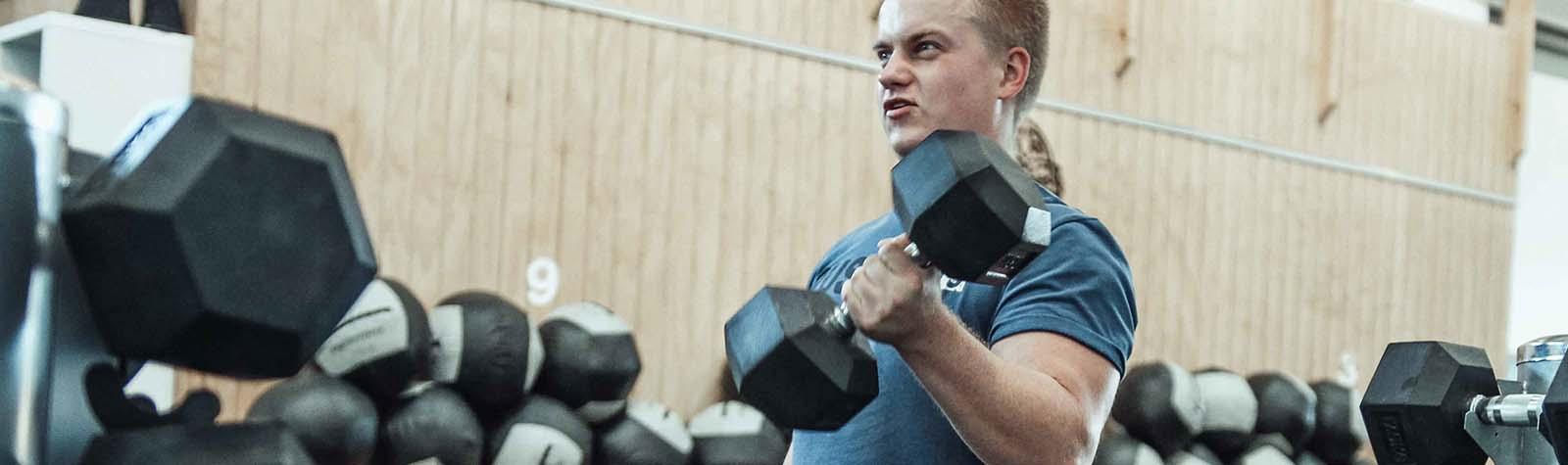 5 Grunde til at du ikke bygger muskler